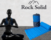1 RS yoga towel